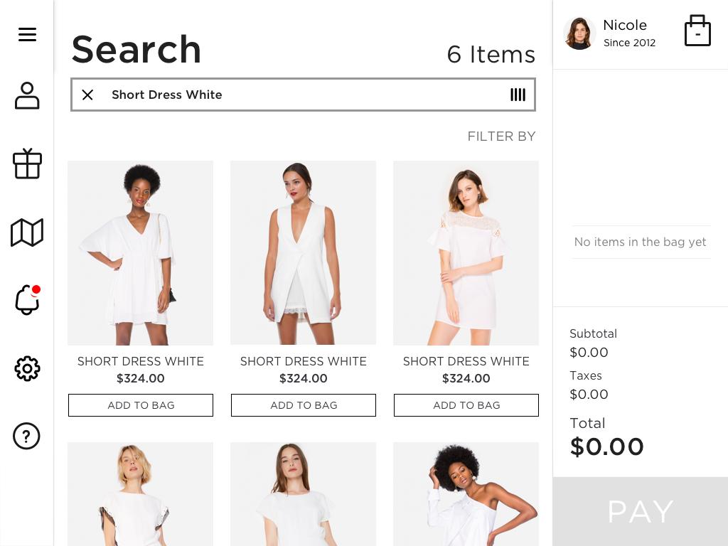 7.3 Amaro | Search – Results